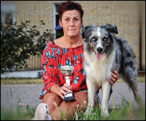 Harriet Steele Rasmästare Farmtrial Open 2018